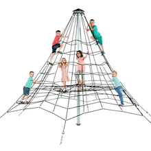 Сітка з армованого каната Піраміда – 3.5 м