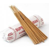 Ароматические палочки натуральные Chandan Supream 250 грамм Благовония весовые Индия