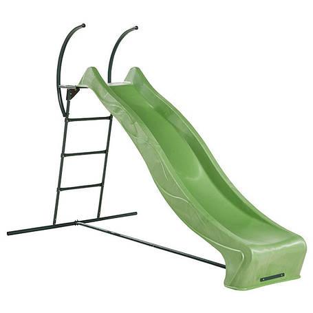 Гірка для дітей 2,2 м. зі сходами, фото 2