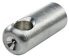 Алюмінієвий T-конектор для армованого каната 16 мм, фото 2