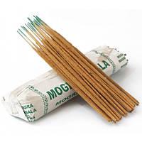 Ароматические палочки натуральные Mogra Masala 250 грамм Благовония весовые Индия