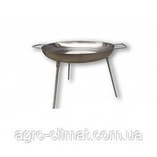 Сковорода из нержавейки 450 мм, фото 2