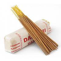 Ароматические палочки весовые Darbari (250 грамм) Благовония натуральные Индия