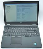 "Dell Latitude E5550 15.6"" i3-5010U/4GB/500GB HDD #1525, фото 2"