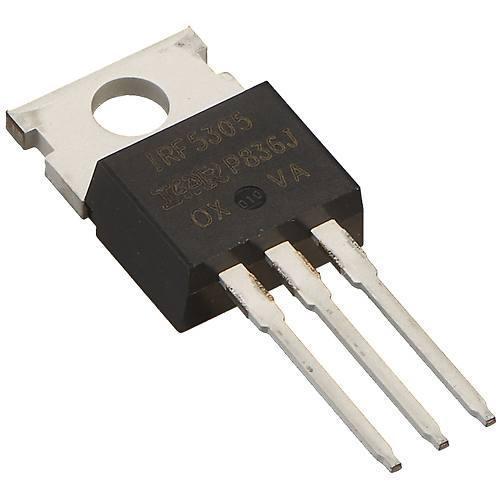 IRF5305PBF (IRF5305), Транзистор, P-канал 55В 31А TO-220AB