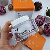 Увлажняющий крем для лица с витаминами Dr.Jart V7 Toning Light Cream 50 мл