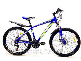 """Велосипед Royal 27,5-18"""" FOX синій"""