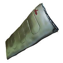 Мішок спальний-ковдра Totem Ember TTS-003.12 R (1900х730мм), оливковий
