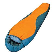 Мешок спальный Tramp Fargo TRS-018 R (2300х800мм), серо-оранжевый