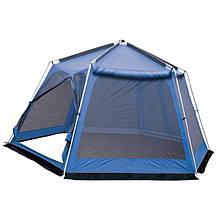 Тент-палатка Tramp Mosquito TLT-035.06 (4300х3700х2250мм), синяя