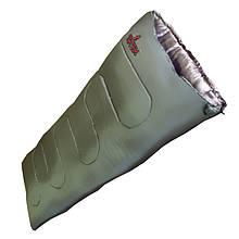 Мешок спальный-одеяло Totem Woodcock TTS-001.12 R (1900х730мм), оливковый