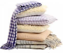 Подушки, пледи