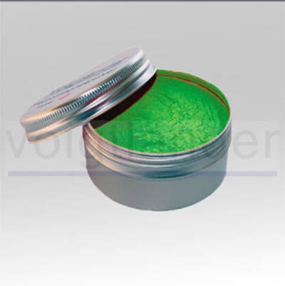 Флуоресцентний немагнітний порошок «Зелений», фото 2
