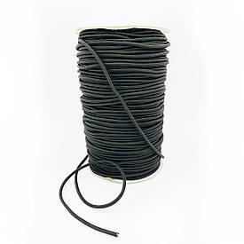 Резинка шляпная, швейная  3 мм-100 м  многожильная в оплетке Турция