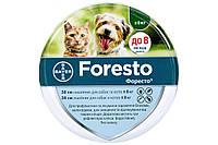 Ошейник Bayer Foresto (Баер Форесто) против блох и клещей для кошек и собак, 38 см