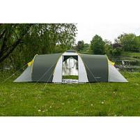 Туристическая палатка 6-ти местная Nadir Pro 6, зеленый, клеенные швы, фото 3