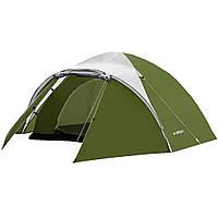 Палатка Acamper Acco 4 Pro, 3500 мм, зеленая, фото 3