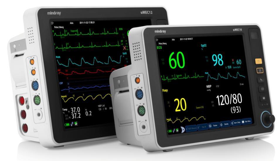 Монитор пациента uMEC 10 Mindray