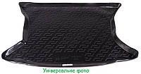 Коврик в багажник на Mitsubishi Outlander (03-07)