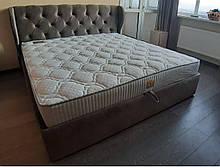 Ліжко Купе в м'якій оббивці