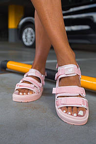 """Жіночі Босоніжки New Balance Sandals """"Pink"""""""