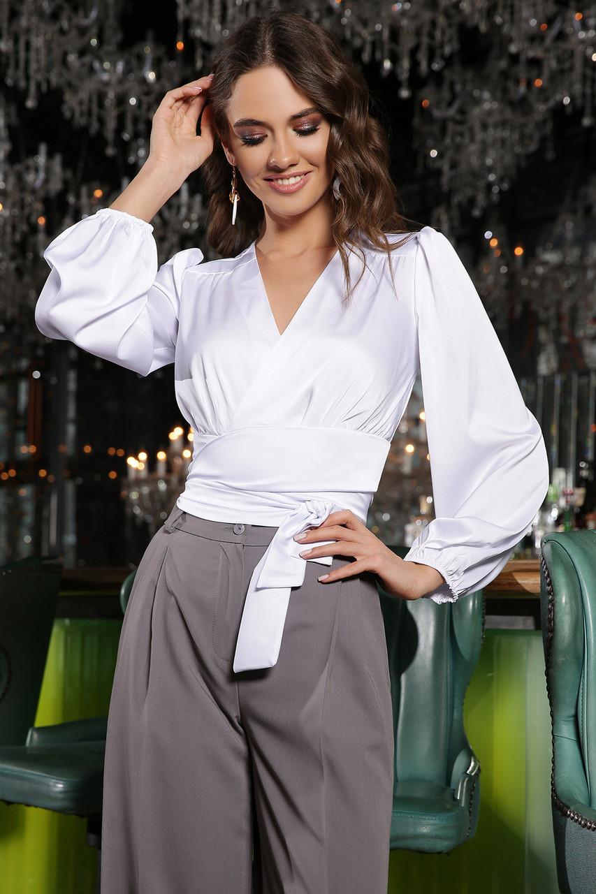 Блуза Айворі д/р XL