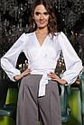 Блуза Айворі д/р XL, фото 2