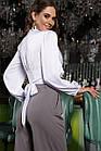 Блуза Айворі д/р XL, фото 3