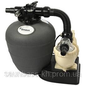 Фільтраційна установка Emaux FSU-8TP (8 м3/год, D300)