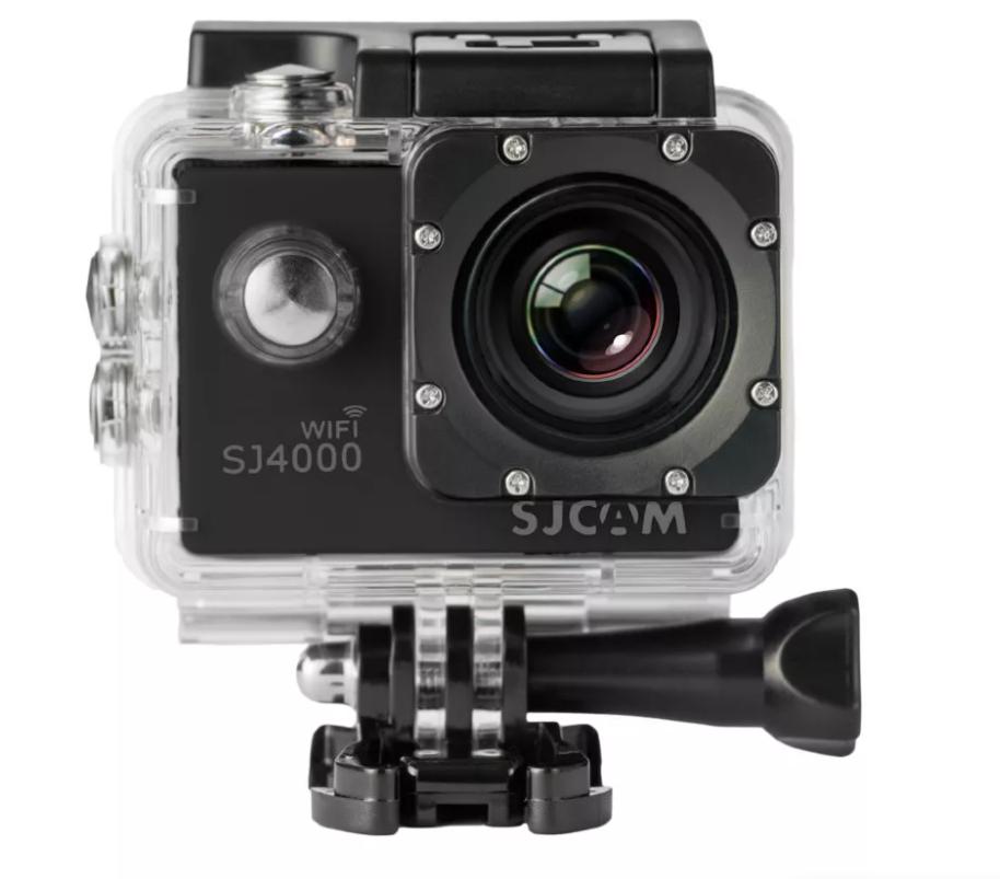 Экшн-камера SJCAM SJ4000 WiFi  / на складе