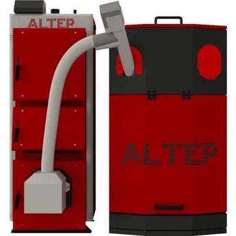 Котел Альтеп Duo Uni Pellet/Duo Uni Pellet Plus 15 кВт