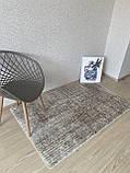 """Безкоштовна доставка!Турецький килим у спальню """"Беж"""" 100х160см., фото 3"""