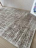 """Безкоштовна доставка!Турецький килим у спальню """"Беж"""" 100х160см., фото 4"""