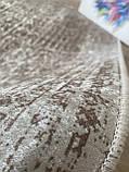 """Безкоштовна доставка!Турецький килим у спальню """"Беж"""" 100х160см., фото 5"""