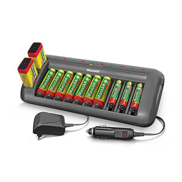 Зарядное устройство MastAK MW-218