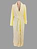 Женский длинный домашний халат р 50-52 100 % хлопка Valentina`s Secret, пр-ва Турции, фото 2