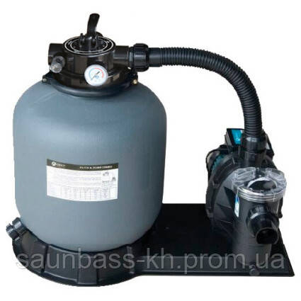 Фильтрационная установка Emaux FSP400-SS033 (6.48 м3/ч, D400)