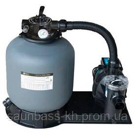 Фільтраційна установка Emaux FSP400-SS033 (6.48 м3/год, D400)