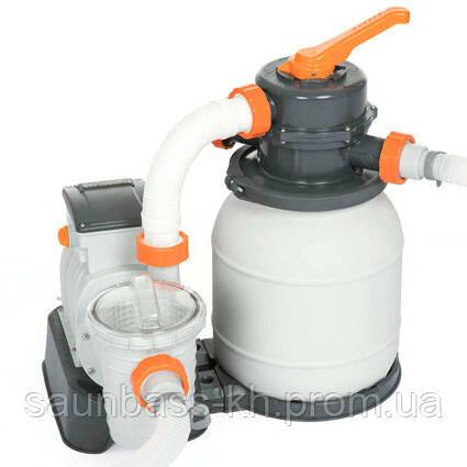 Фильтрационная установка Bestway FlowClear 58497 (5.6 м3/ч, D254)