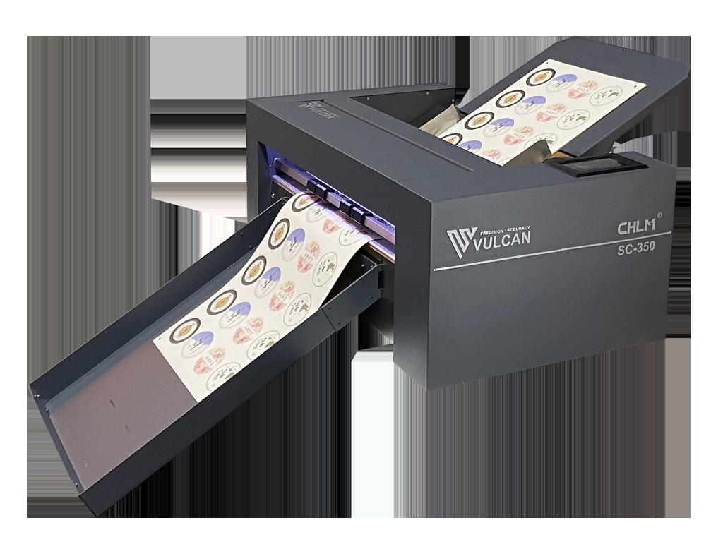 Автоматичний листовий різак VULCAN SC-350