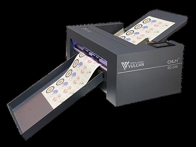Автоматичний листовий різак VULCAN SC-350, фото 2