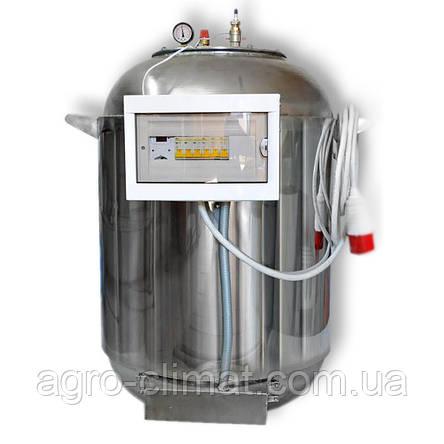 """Автоклав електричний з нержавіючої сталі (380В) на 185 банок + Водяне охолодження """"Престиж"""", фото 2"""