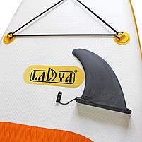 Сапборд Ладья 10'6'' Yoga 2021 - надувная доска для САП серфинга, sup board, фото 9