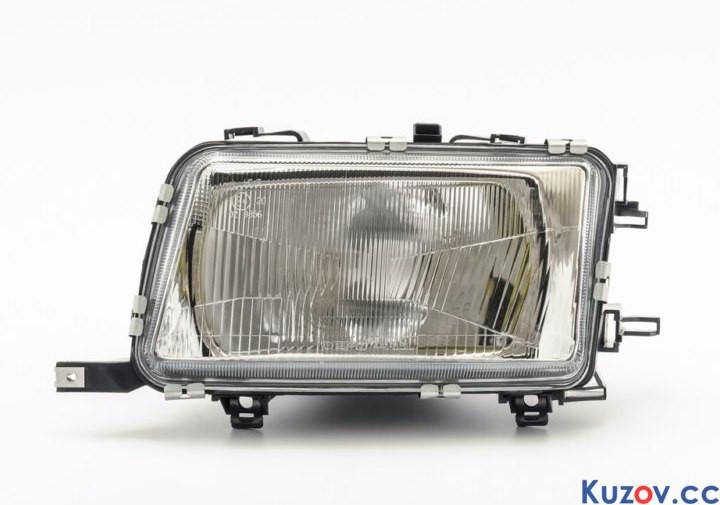Фара Audi 80 В4 91-94 права (Depo) механічний/електричних ма. 1308100E 893941030E