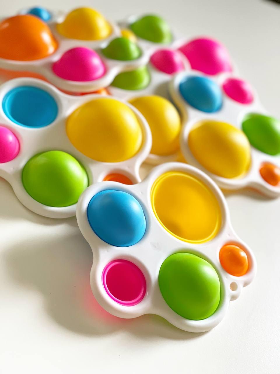 Іграшка-антистрес Simple Dimple Сімпл Дімпл