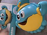 Установка з мильними бульбашками у ванну Восьминіг, фото 4