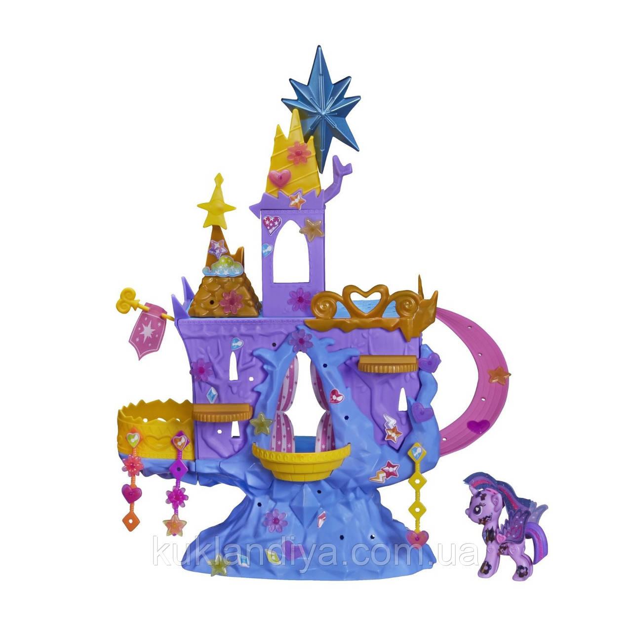 Замок принцессы Твайлайт Спаркл My Little Pony Princess Twilight Sparkle's Kingdom