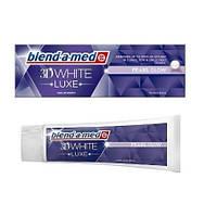 Відбілююча зубна паста Blend-a-med 3D WHITE Luxe 75 ml