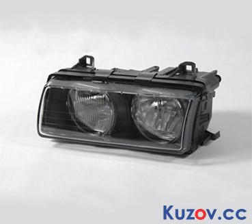 Фара BMW 3 E36 94-99 права (Depo) електричних ма. H7 / H7 63128363494