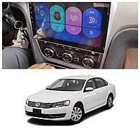 Штатная Android Магнитола на Volkswagen Passat 2011-2015 Model P6/P8-solution (М-ФПс-9-Р8)
